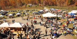 Albemarle Ciderworks' annual Apple Harvest Festival.
